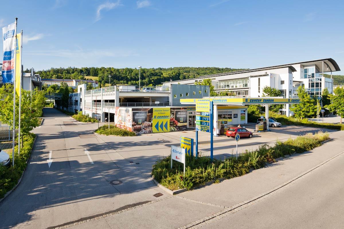 Einkaufszentrum Kelheim