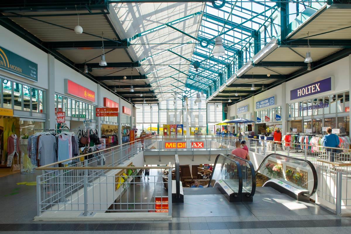 Gägelow Einkaufszentrum